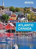 Moon Atlantic Canada Nova Scotia New Brunswick Prince Edward Island Newfoundland & Labrador
