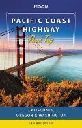 Moon Pacific Coast Highway Road Trip California Oregon & Washington