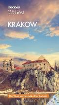 Fodors Krakow 25 Best