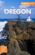 Fodors Oregon 8th edition