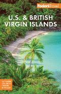 Fodors US & British Virgin Islands