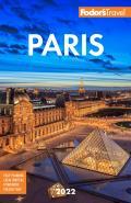 Fodor's Paris 2022