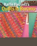 Kaffe Fassetts Quilts in Burano Designs Inspired by a Venetian Island
