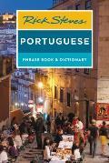 Rick Steves Portuguese Phrase Book & Dictionary