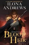 Blood Heir Kate Daniels World 01