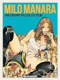 Milo Manara The Definitive Collection