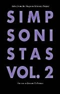 Simpsonistas, Vol. 2: Tales from the Simpson Literary Project