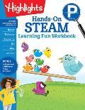 Preschool Hands On STEAM Learning Fun Workbook