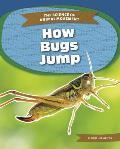 How Bugs Jump