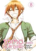 Tomo chan is a Girl Volume 08