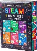 Steam 6 Book Box Set