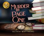Murder by Page One: A Peach Coast Library Mystery from Hallmark Publishing