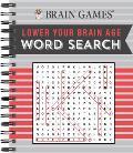 Brain Games Lower y Brain Age Word Search