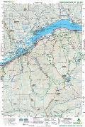Bonneville Dam Map