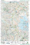 Mt Rainier West Trail Map 269