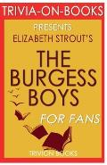 Trivia-On-Books the Burgess Boys by Elizabeth Strout