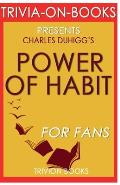 Trivia-On-Books Power of Habit by Charles Duhigg
