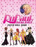RuPaul's Drag Race: Paper Doll Book