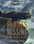 Planes Missing in the Bermuda Triangle Coloring Book