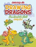 Drawing Dragons From Around the World Activity Book