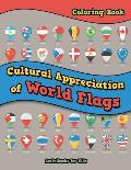 Cultural Appreciation of World Flags Coloring Book