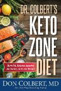 Dr Colberts Keto Zone Diet Burn Fat Balance Appetite Hormones & Lose Weight