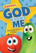 God Knows Me: 365 Daily Devos for Boys