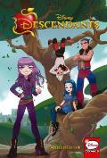 Descendants Twisted Field Trip