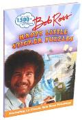 Bob Ross Happy Little Sticker Puzzles
