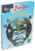 Bob Ross Happy Little Jigsaw Puzzle Book