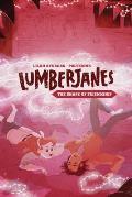 Lumberjanes Original Graphic Novel The Shape of Friendship