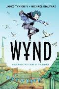 Wynd: Flight of the Prince (Wynd #1)