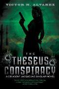 The Theseus Conspiracy: A CID Agent Jacqueline Sinclair Novel