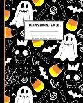 Composition Notebook: Halloween Notebook For Kids