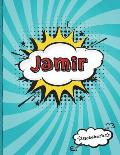 Jamir: Personalized Notebook for Boys
