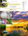 Art Book, Painting and Grayscale Coloring Book. Become a Painter. Vol 1, Nature Is Beautiful. Book AC, Pics: S+D: Art For Adults and Gifted Kids