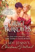 Lady Jenny's Christmas Portrait