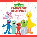 Sesame Street Storybook Collection Treasury of Love