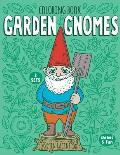 Garden Gnomes Coloring Book
