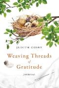 Weaving Threads of Gratitude: Journal