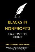 Blacks in Nonprofits: Grant Writers Edition