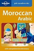 Moroccan Arabic Phrasebook 2nd Edition