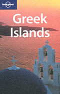 Lonely Planet Greek Islands 3rd Edition