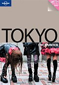 Lonely Planet Tokyo Encounter With Pull Out Map