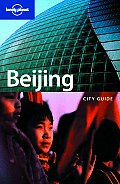 Lonely Planet Beijing With City Map of Beijing