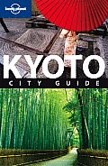 Lonely Planet Kyoto City Guide With Pullout Map
