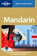 Lonely Planet Mandarin Phrasebook 6th Edition