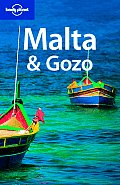 Lonely Planet Malta & Gozo 3rd Edition