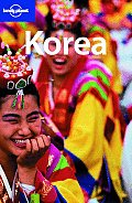 Lonely Planet Korea 7th Edition