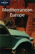 Lonely Planet Mediterranean Europe 8th Edition
